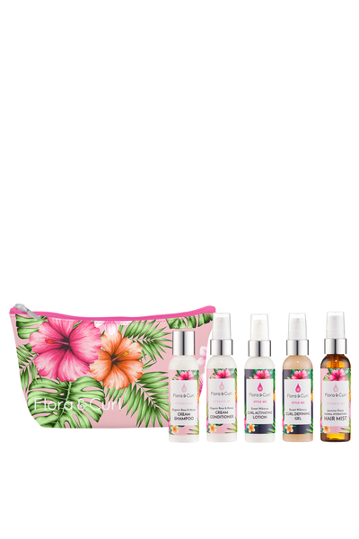 Flora Curl Travel Essentials Kit