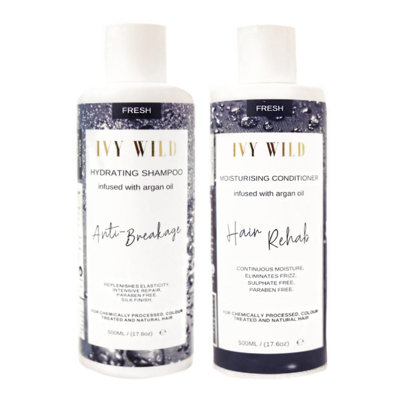IVY WILD Drench Set