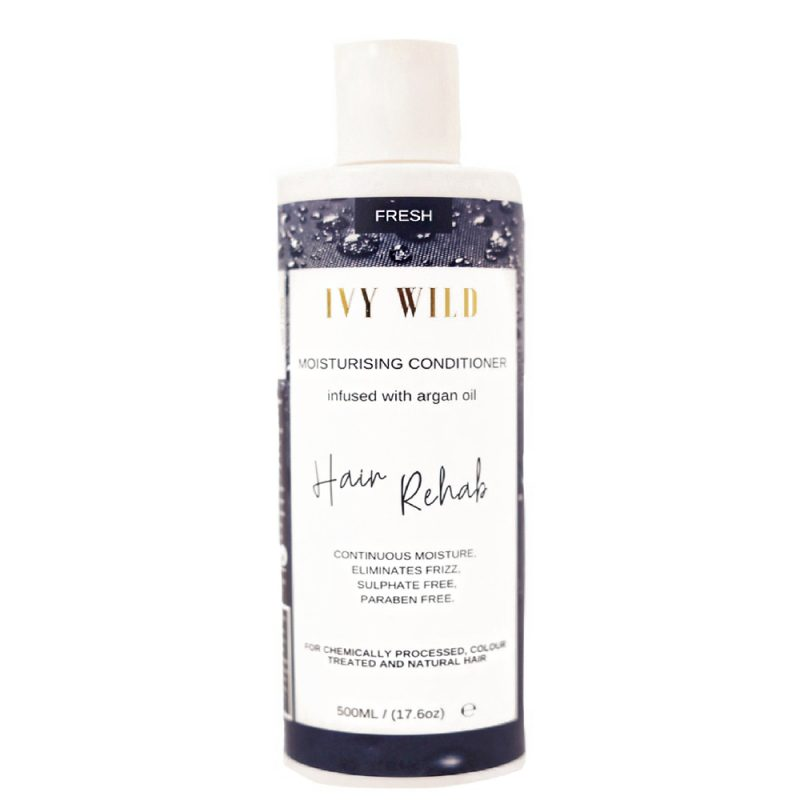 vy Wild Moisturising Conditioner Hair Popp UK black hair shop